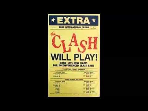 The Clash Bonds 8 June 81 Full Concert Excellent Soundboard (HQ Audio Only)