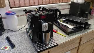coffee machine repair, Philips…