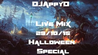 EARLY HALLOWEEN SPECIAL Live Mix!! - DJAppyD - UK Hardcore - 29/10/15