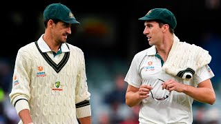 Cummins lauds selfless Starc for response to Ashes axing