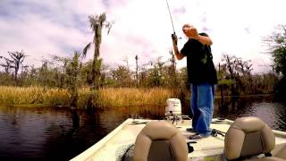 Sac-A-Lait Fishing Bayou Black Houma Louisiana