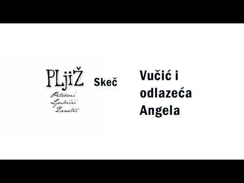 PLjiŽ  - Vučić i odlazeća Angela - Mićko Ljubičić (02.11.2018.)