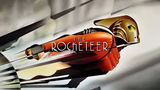 Drinker's Extra Shots - The Rocketeer