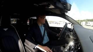 Тест-драйв Bentley Mulsanne