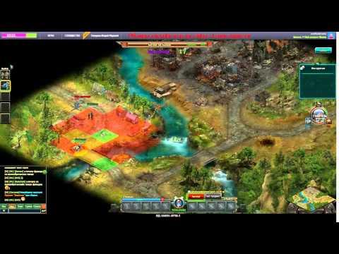 Видео Генералы Второй Мировой браузерная онлайн игра