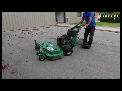 Bobcat Mower Online at Tays Realty & Auction, LLC