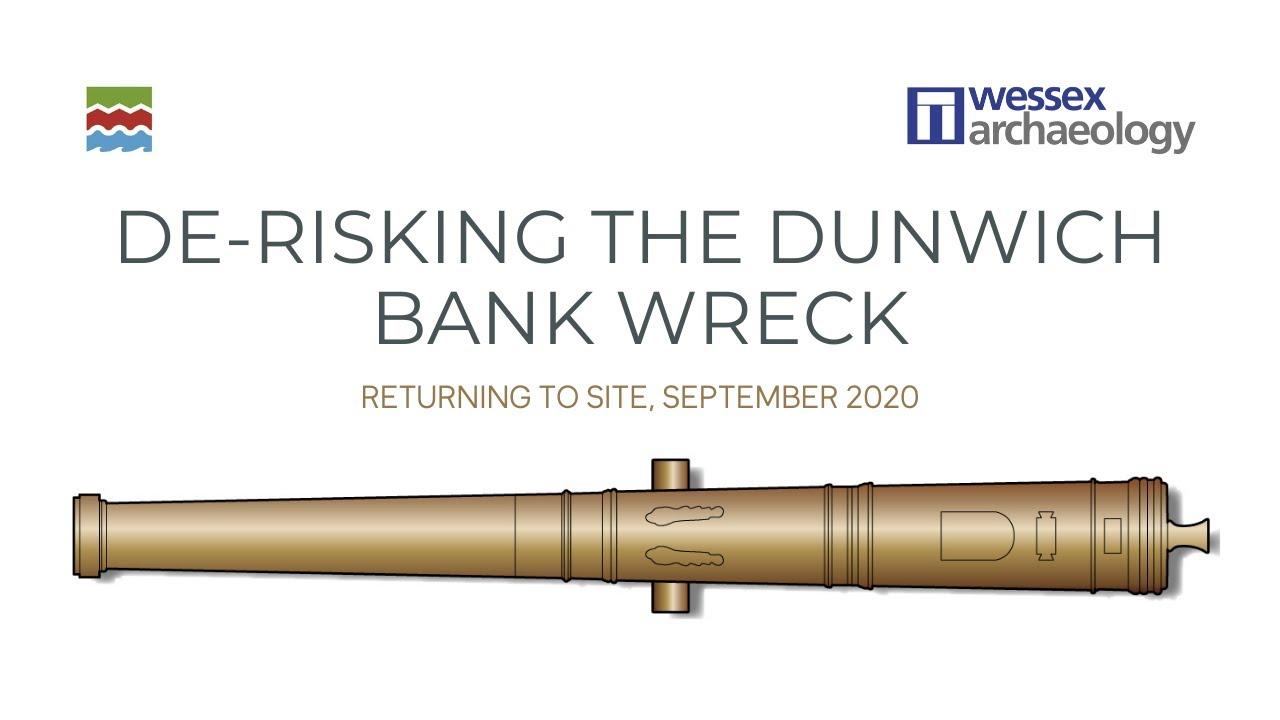 De-Risking Dunwich Bank: Investigating the mysterious Tudor wreck off Suffolk - Day 1