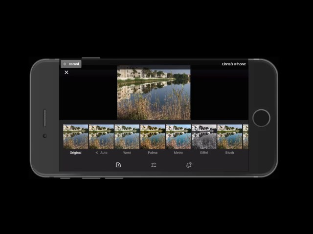 How To Crop Photos to fit a widescreen