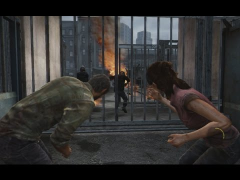 The Last of Us Remastered - Survivor difficulty (2/18)
