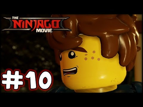 LEGO Ninjago The Movie - Videogame - Part 10 - New Power! (Gameplay Walkthrough HD)