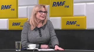 Małgorzata Gosiewska o zabiegu Jarosława Kaczyńskiego: Wszystko w porządku, wkrótce wróci do pracy