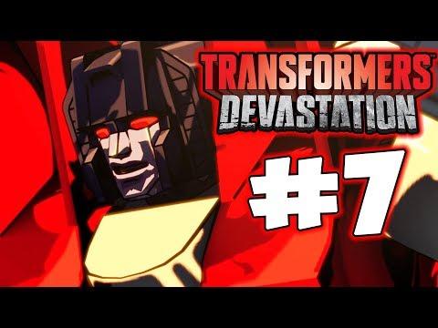 Transformers Devastation - Part 7 - Starscream! Gameplay Walkthrough