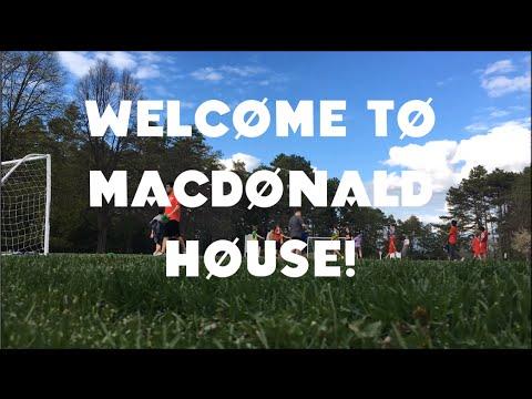 Welcome to Macdonald House!