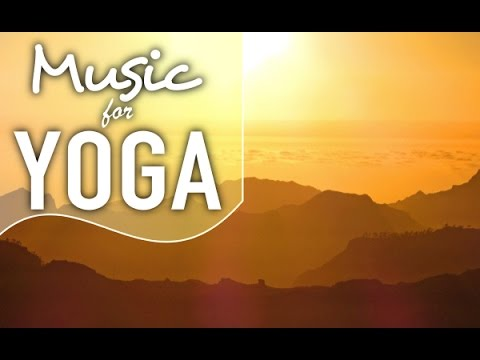 Music For Yoga - Full Hour of Music For Yoga, Meditation, Studying, or to Help Sleep