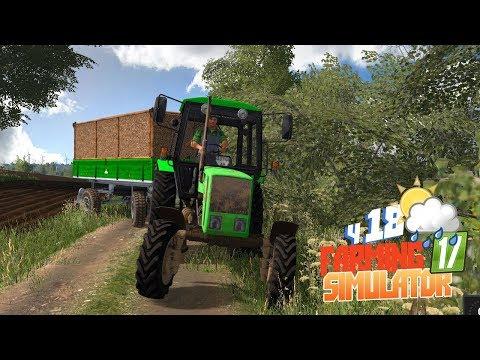 Farming Simulator 17 - Получили срочный заказ на щепу!