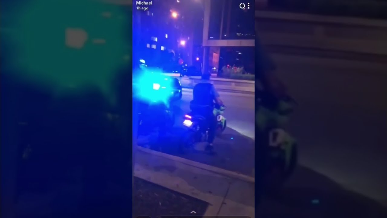 Chicago Police Now Riding Groms!