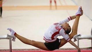 Feel Like Falling - Rhythmic Gymnastics Training Montage