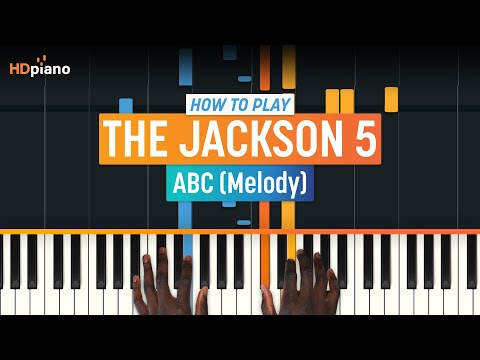 "How To Play ""ABC (Melody)"" by The Jackson 5 