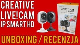 Monitoring pod kontrolą: test kamerki Creative LIVE! CAM IP SmartHD