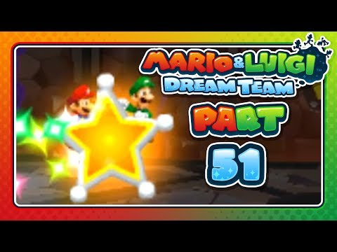 Mario & Luigi: Dream Team - Part 51 - Star Rocket!