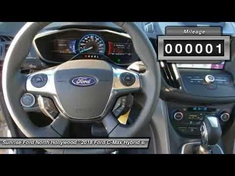 2018 Ford C-Max Hybrid North Hollywood,Los Angeles,San Fernando Valley,Glendale,Burbank m80312