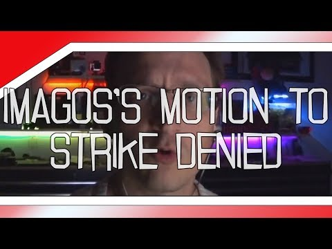 Imagos's Motion to Strike Denied, Case moves to Discovery