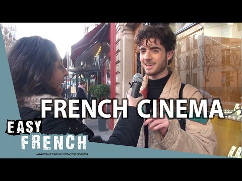 What is your favourite French movie? | Easy French 99