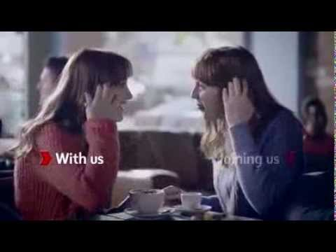 Lesbian Commercial