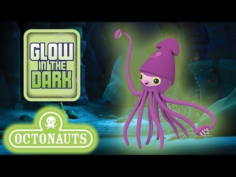 Octonauts - Scary Squids | Octo-Glow! | Glow In The Dark With Octonauts