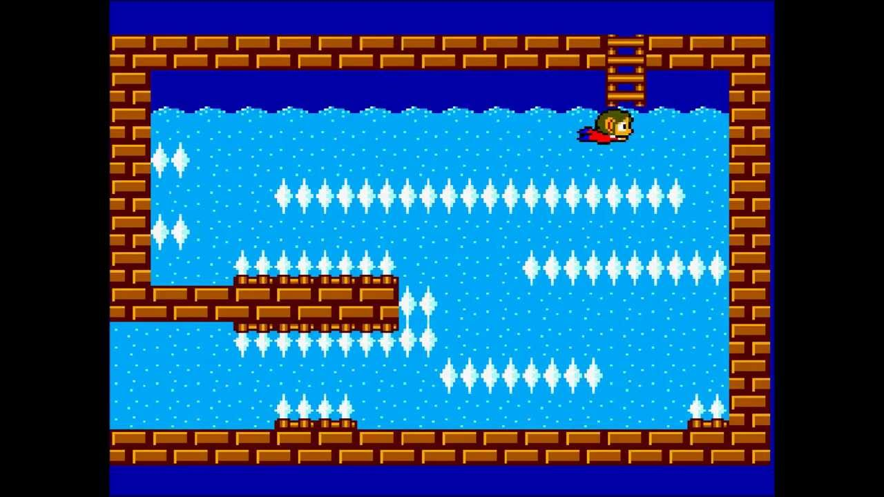 Let S Play Alex Kidd In Miracle World Sms Ep4 Janken The Not