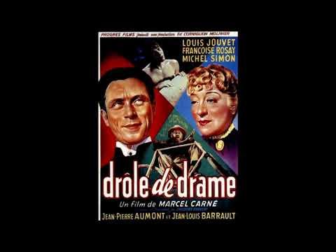 映画-『おかしなドラマ(drôle-de-drame)』-original-sound-track-1937.