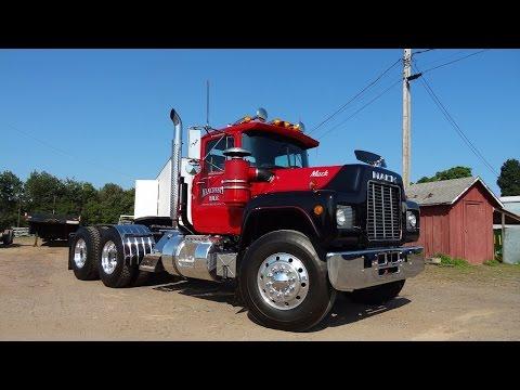 World's Greatest Truck - Mack