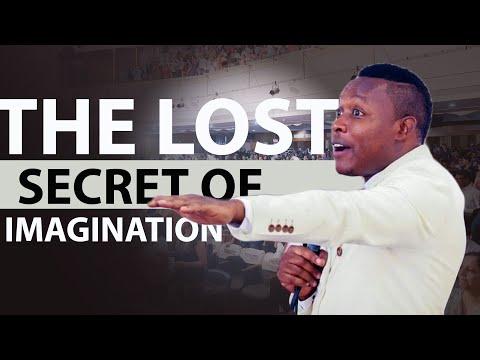 The lost Secret of Imagination # Charles Ibrahim