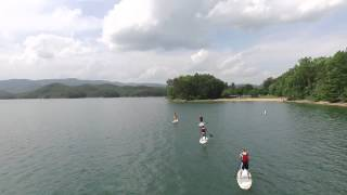 Stand Up Paddle Boarding, Greenbrier