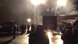 Съемки Фильма -Экипаж (2015)- Студия ТРиТэ (2)