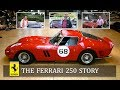 The story of Ferrari 250 told by owners and experts.