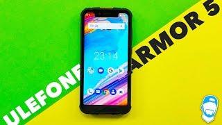 📱 První odolný klon iPhone X: ULEFONE ARMOR 5 | #WRTECH