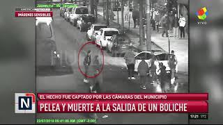 Video: Una pelea entre dos futbolistas terminó con uno de ellos muerto de una estocada