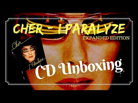 Cher - I Paralyze (Expanded Edition) | CD UNBOXING