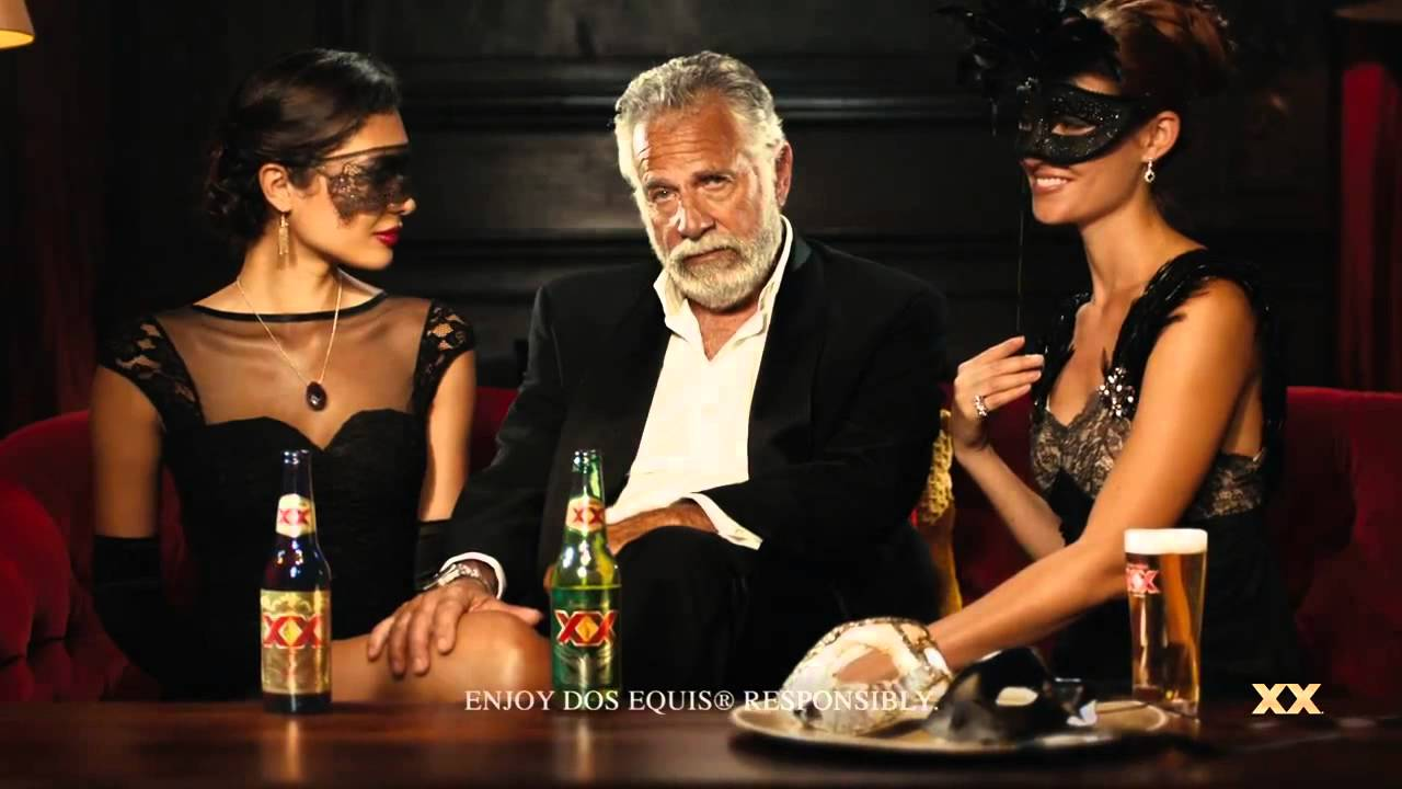 The Interesting Man In The World Quotes: The Most Interesting Man On Masquerade Parties