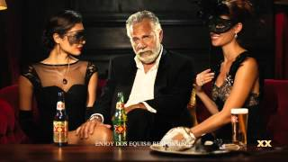 The Most Interesting Man on Masquerade Parties