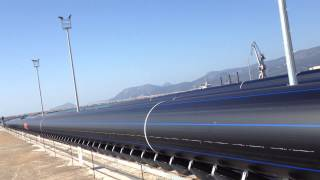 1600mm HDPE  pipe extrusion - Lincoln - salat@jwell.cn