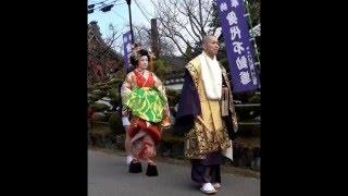 京都 法住寺・義士会法要 - 太夫道中 (2015. 12/14)