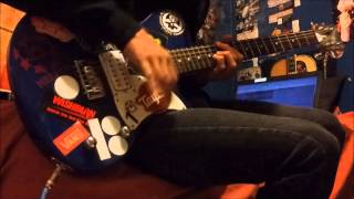 Gambar cover 30 seconds to mars- The kill (guitar cover) Varela
