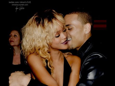 Chris Brown & Rihanna Together At Her 24th Birthday Party! - EXCLUSIVE