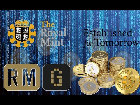 Gold Backed Cryptocurrency Released By The UK Government Called RMG!