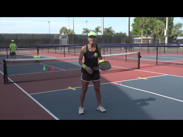 Pickleball Tutor Tips: Master the Poach Volley!