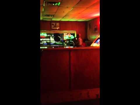 """Old man singing """"stroke it"""" karaoke"""