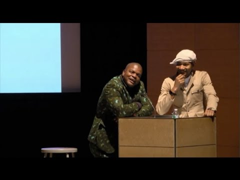 Multimedia Artist Talk: Kehinde Wiley and DJ Spooky