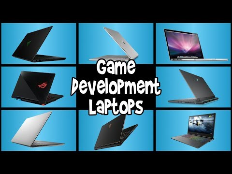 Choosing A Game Development Laptop in 2019